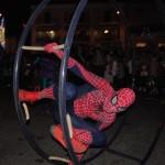 Spettacolo Uomo Ragno Spiderman Falu Animazione